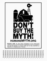 Humane Myth Actions: Humane Myth In Your Community: Distribute ...