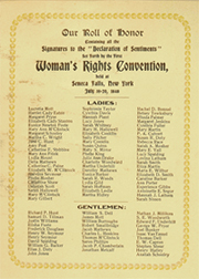 Womens Rights declaration