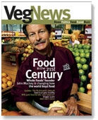 Veg News Cover